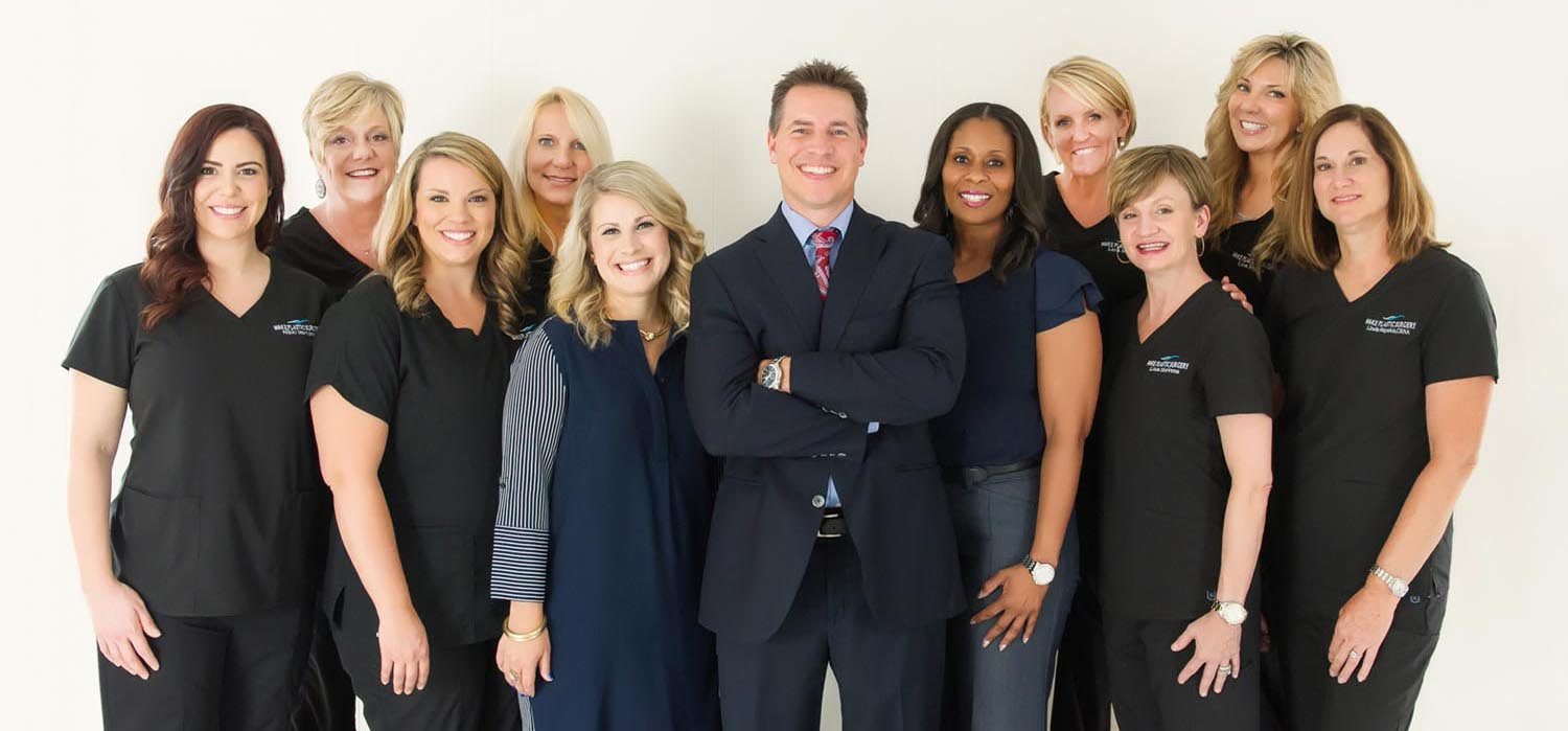 The Staff at Wake Plastic Surgery