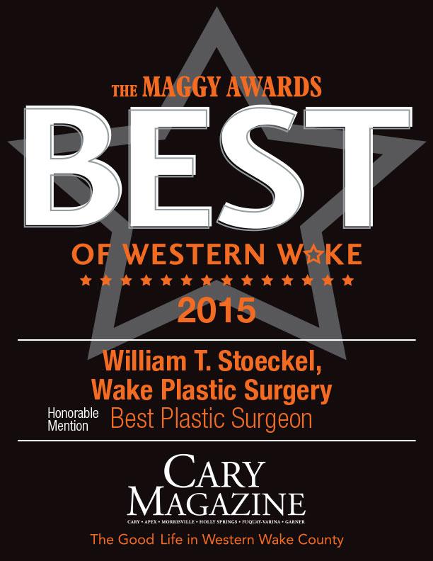 Maggy Awards Winner - Best Plastic Surgeon 2015